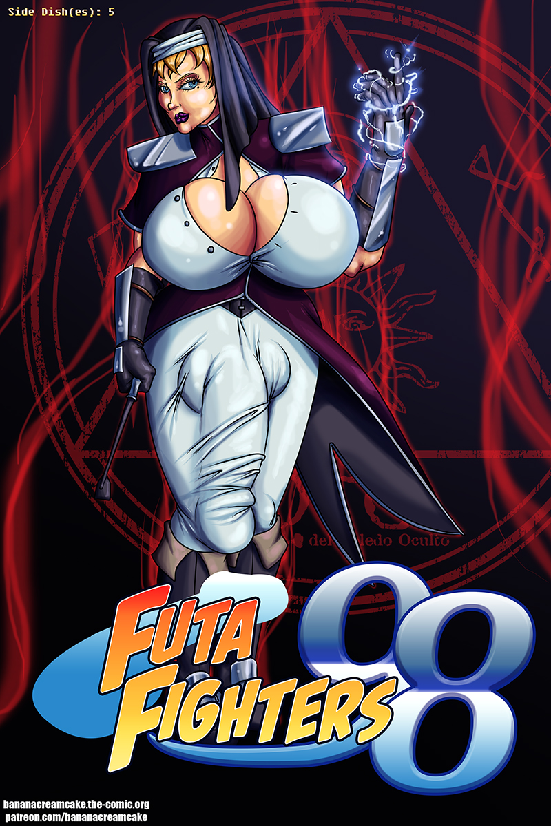 Bonus: Futa Fighters 98 Preview