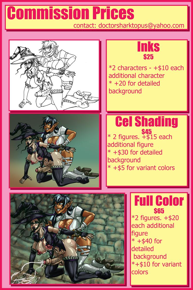 Bonus: Commission Prices